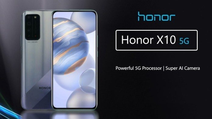 Huawei launches Honor X10 5G for just $300