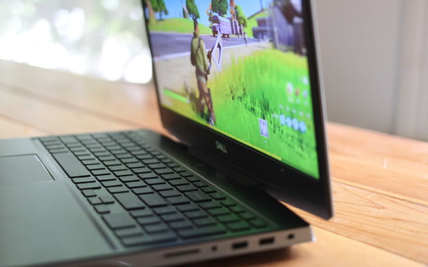 Dell G5 SE gaming laptop review-in-progress: Peak AMD