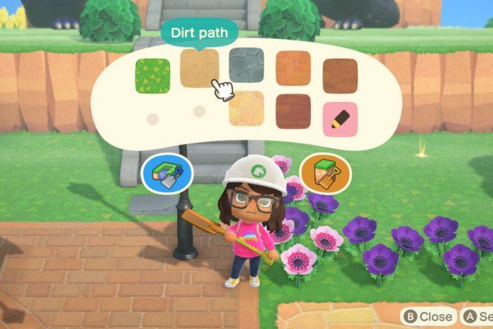 Animal Crossing: New Horizons terraforming guide