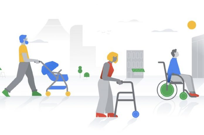 Google Maps Increases Visibility of Wheelchair-Friendly Locations