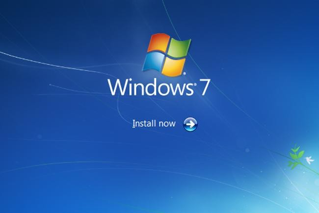 How to reinstall Windows 7