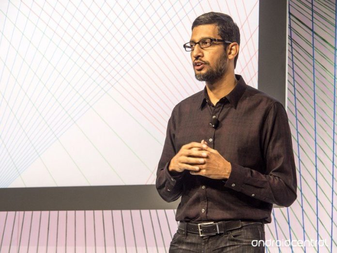 Sundar Pichai isn't ready for Google employees to work from home full-time