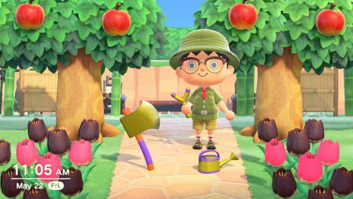 How to unlock golden tools in Animal Crossing: New Horizons