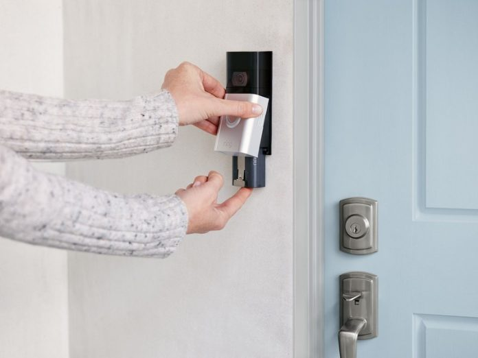 Can you reuse your old faceplates with the Ring Video Doorbell 3?