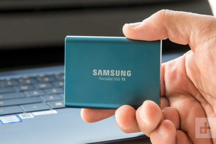 The best external hard drive, the Samsung T5 SSD, is $160 off for Memorial Day