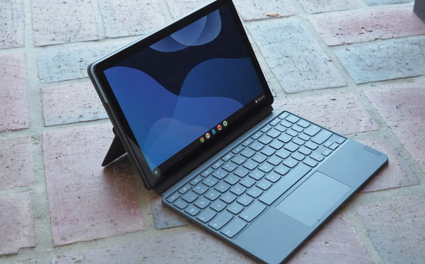 Lenovo IdeaPad Duet review: Great Chrome tablet at nice price