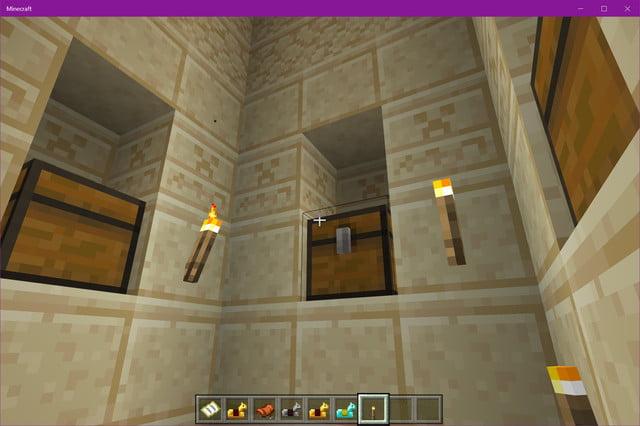 Minecraft Desert Temple Chests