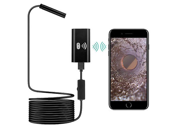 This endoscopic Android camera sees into hard-to-reach places