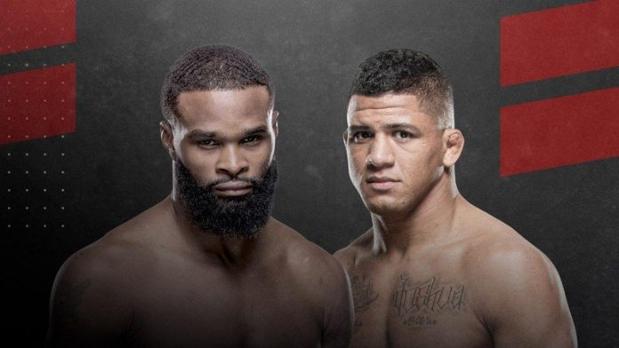 Woodley vs. Burns UFC Fight Night: When, where & how to watch