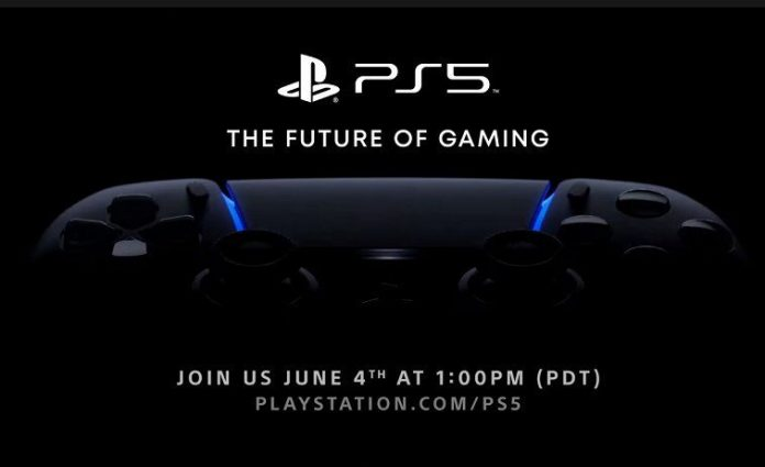 A PS5 event called The Future of Gaming is coming on June 4