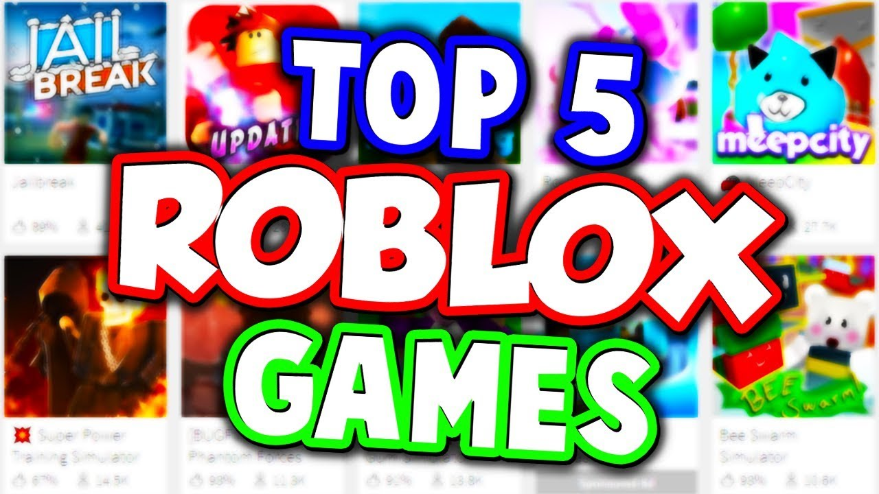5 Roblox Games That Have 4k Graphics Aivanet