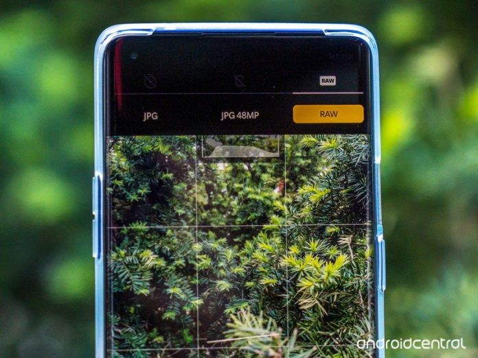 How to take your phone's best shot in RAW