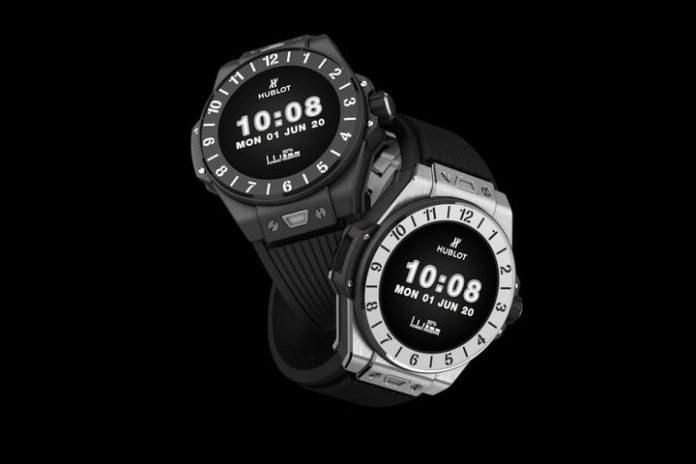 Hublot's fabulous Big Bang E smartwatch costs a mighty $5,200