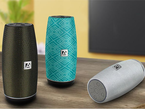 Just $23.99, the Resound XL portable speaker offers up 30 hours playback