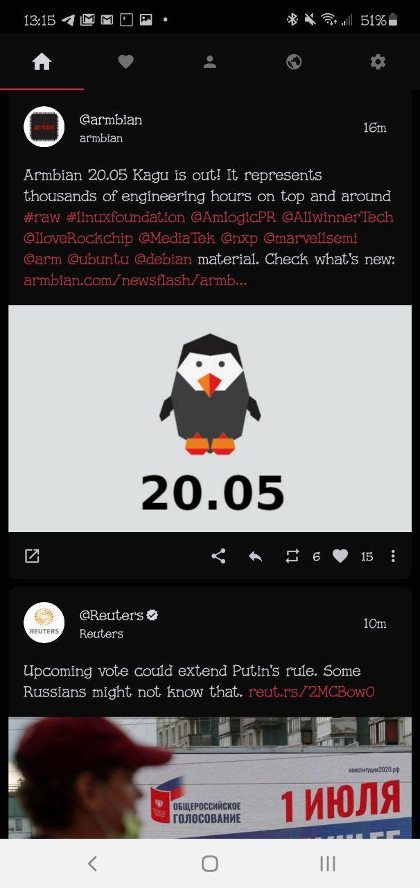 Owly for Twitter Screenshot
