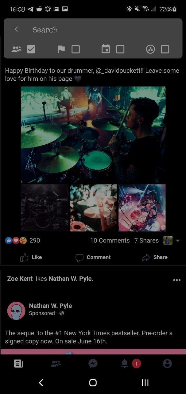 Maki for Facebook Screenshot