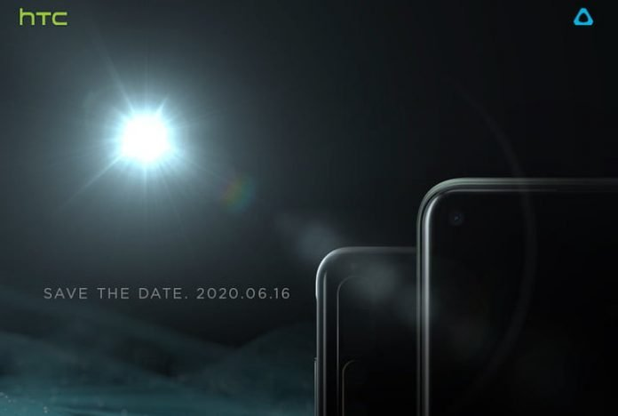 HTC's coming back with a new smartphone, launching on June 16