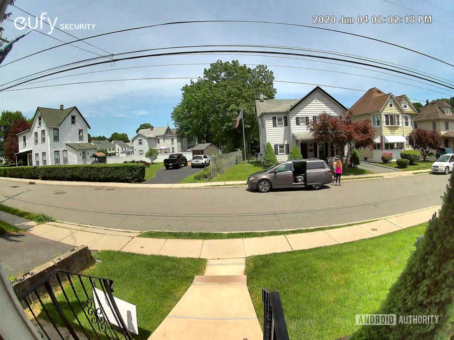 Eufy Video Doorbell screenshot