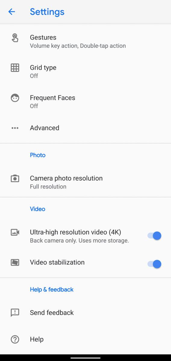 Eufy Video Doorbell app settings