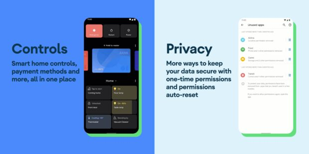 Android 11 Controls and Privacy