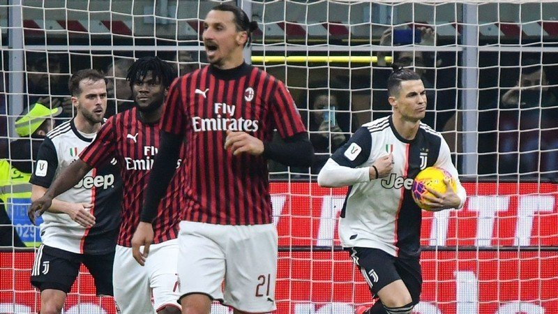 How to watch Juventus vs. AC Milan live stream from ...