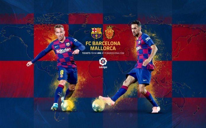 How to watch Barcelona vs. Mallorca La Liga live stream