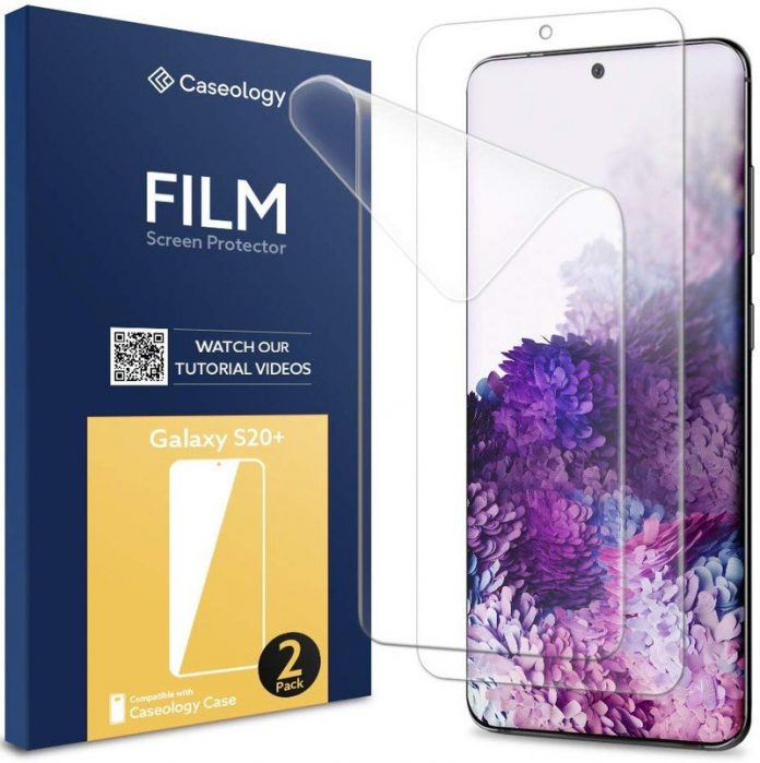 Protect your S20 Plus's display with these screen protectors