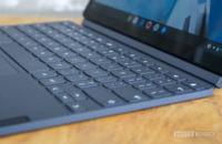 Lenovo Chromebook Duet right profile