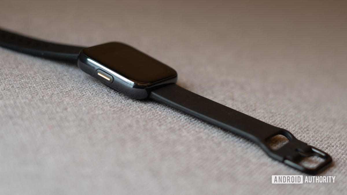 Realme Watch side button