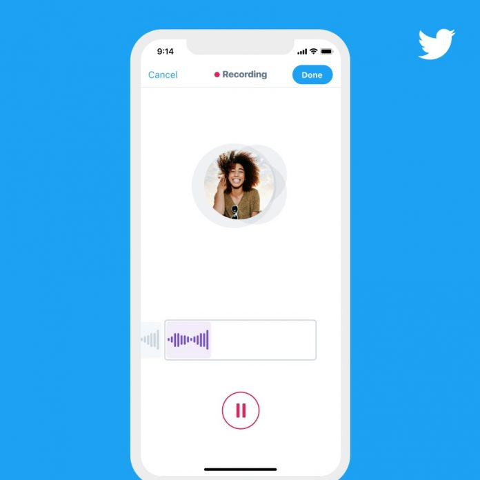 Twitter Rolls Out New Voice Tweets Feature