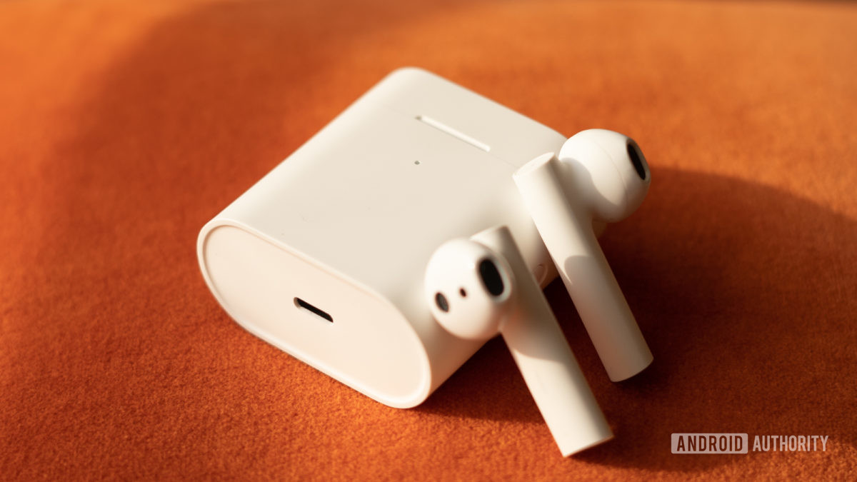 Image of Xiaomi True Wireless Earphones 2 USB C charging port