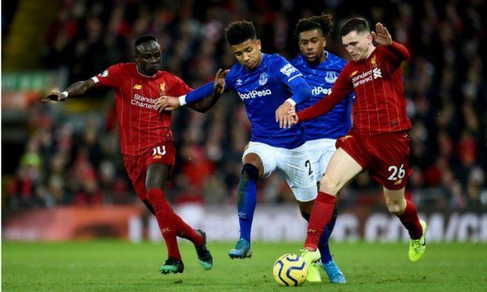 How to watch Everton vs. Liverpool Premier League live stream