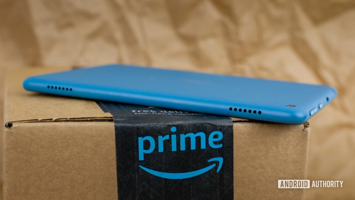 2020 Amazon Fire HD 8 review photos 8