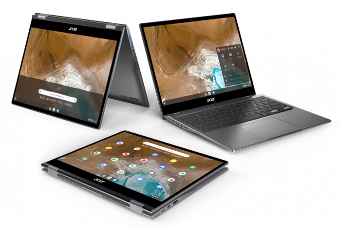 Chromebooks and Android tablets among Acer's spring 2020 portfolio