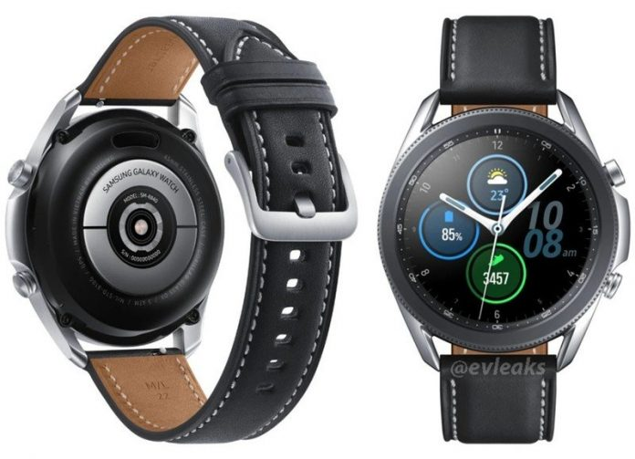 New leak gives us our best look yet at the Samsung Galaxy Watch 3