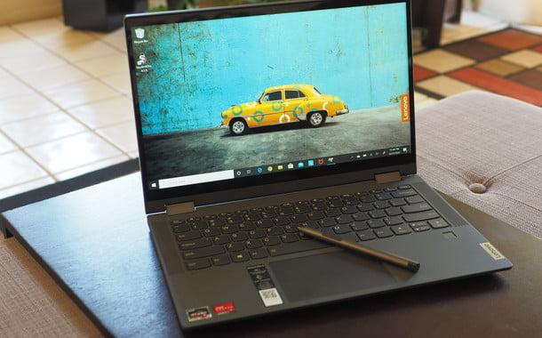 Lenovo IdeaPad Flex 5 14 review: AMD nails it again