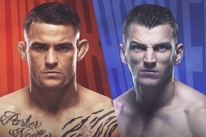 UFC Fight Night live stream: How to watch Poirier vs. Hooker online