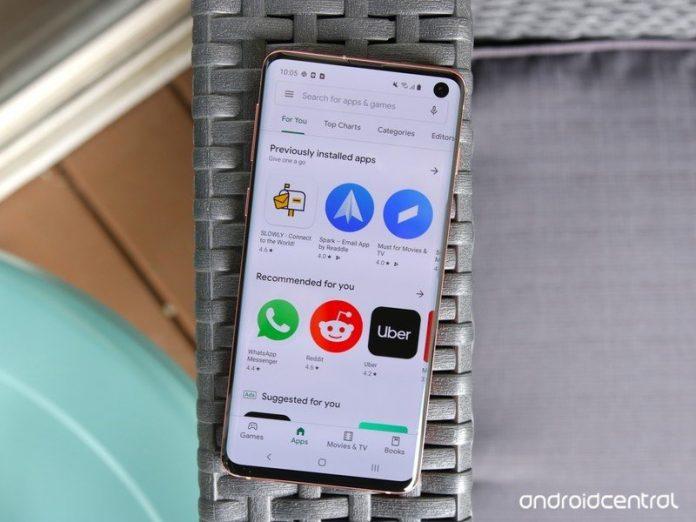 Google may soon bring back Play Store app update notifications