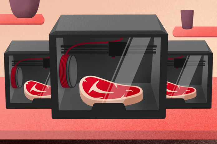 Inside the quest to 3D print a perfectly palatable steak
