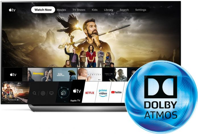 LG Smart TVs Gain Dolby Atmos Support for Apple TV App