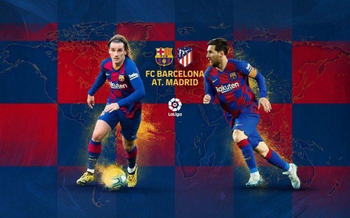 How to watch Barcelona vs. Atletico Madrid La Liga live stream