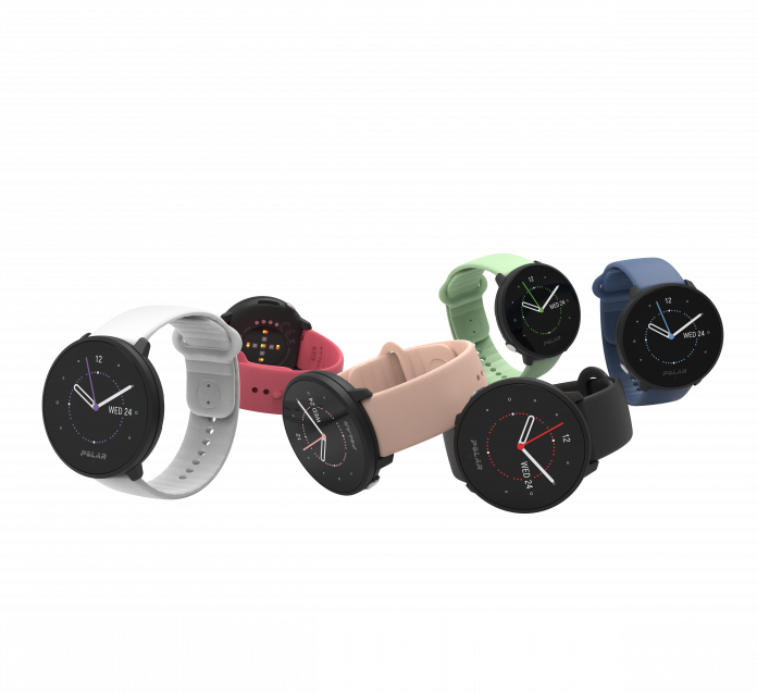 Polar adds Unite fitness watch to its lineup