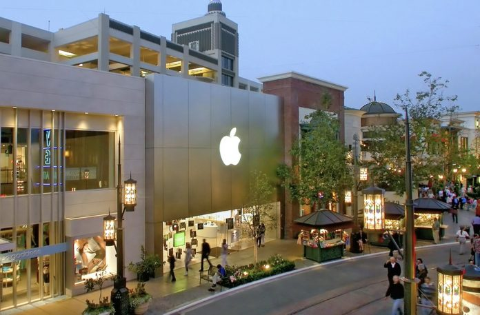 Apple Closing Stores in Southern California, Alabama, Georgia, Idaho, Louisiana, Texas, Utah and More