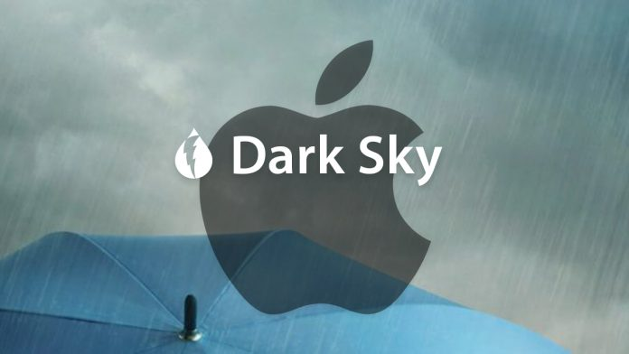 Apple-Acquired Dark Sky Delays Shutting Down Android App Until August 1