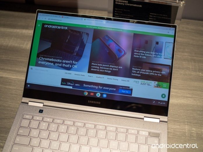 Chromebooks with 10th Gen Intel processors could soon gain Steam support