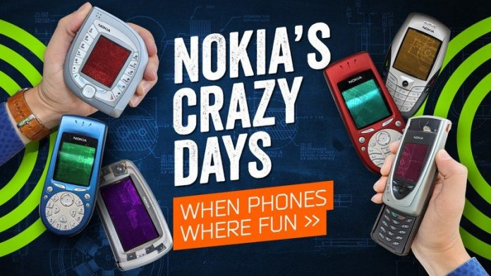 Take a journey with MrMobile back to When Phones Were Fun