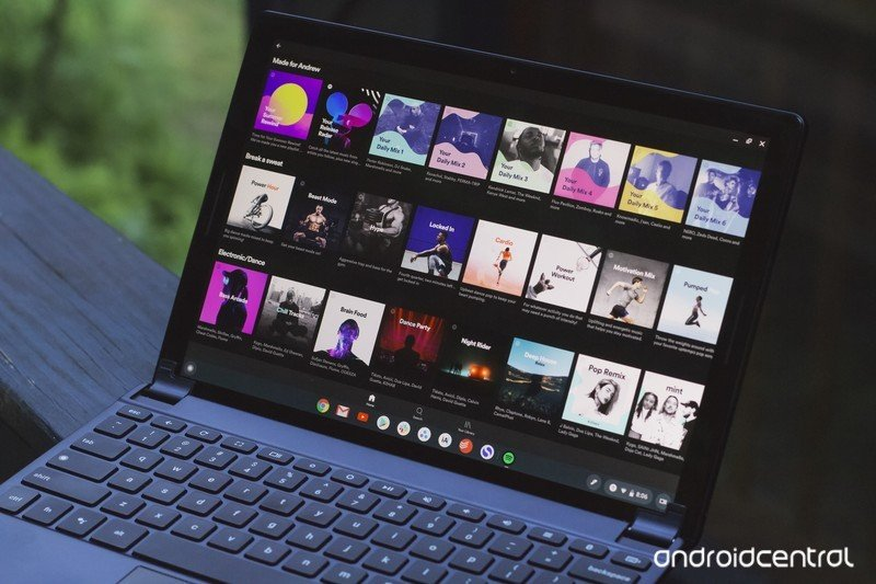 Forget unlocking your Chromebook just to skip to the next track