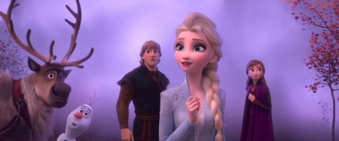 Frozen 2 finally comes to Disney+ in the UK