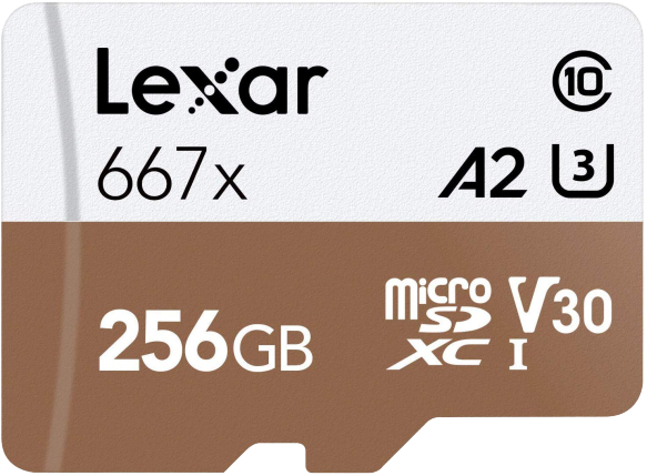 Make room for more movies on your Galaxy S20 with a microSD card