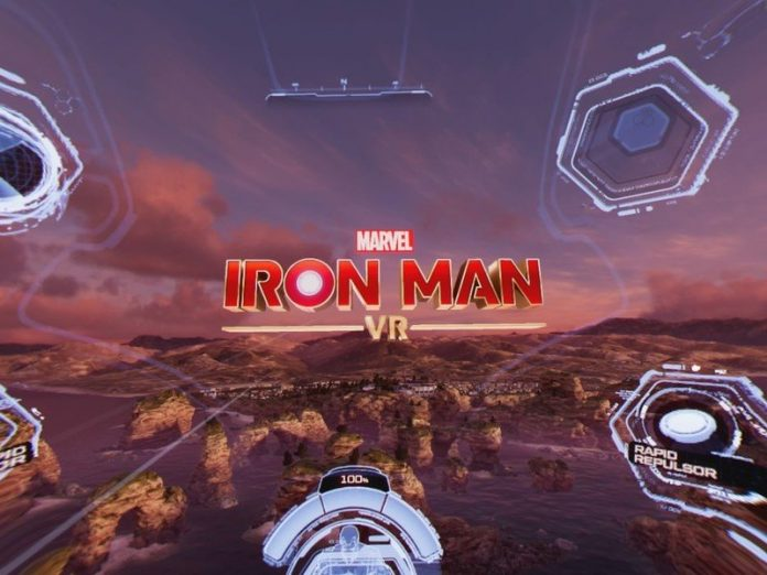 Iron Man VR review: As close to becoming a superhero as you can get